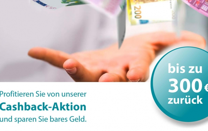 Cashback Aktion Messe Goldschmitt