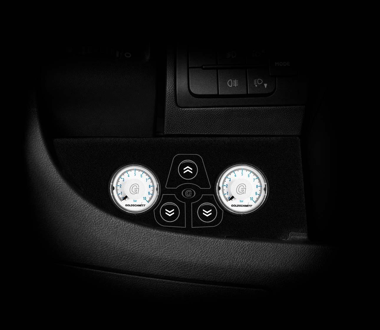 Luftfeder Luftfederung Zusatzluftfederung für Fiat Ducato Wohnmobile Reisemobile